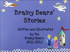 Kelly Snyder - Brainy Bears Book Cover